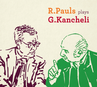 R Pauls Plays G Kancheli